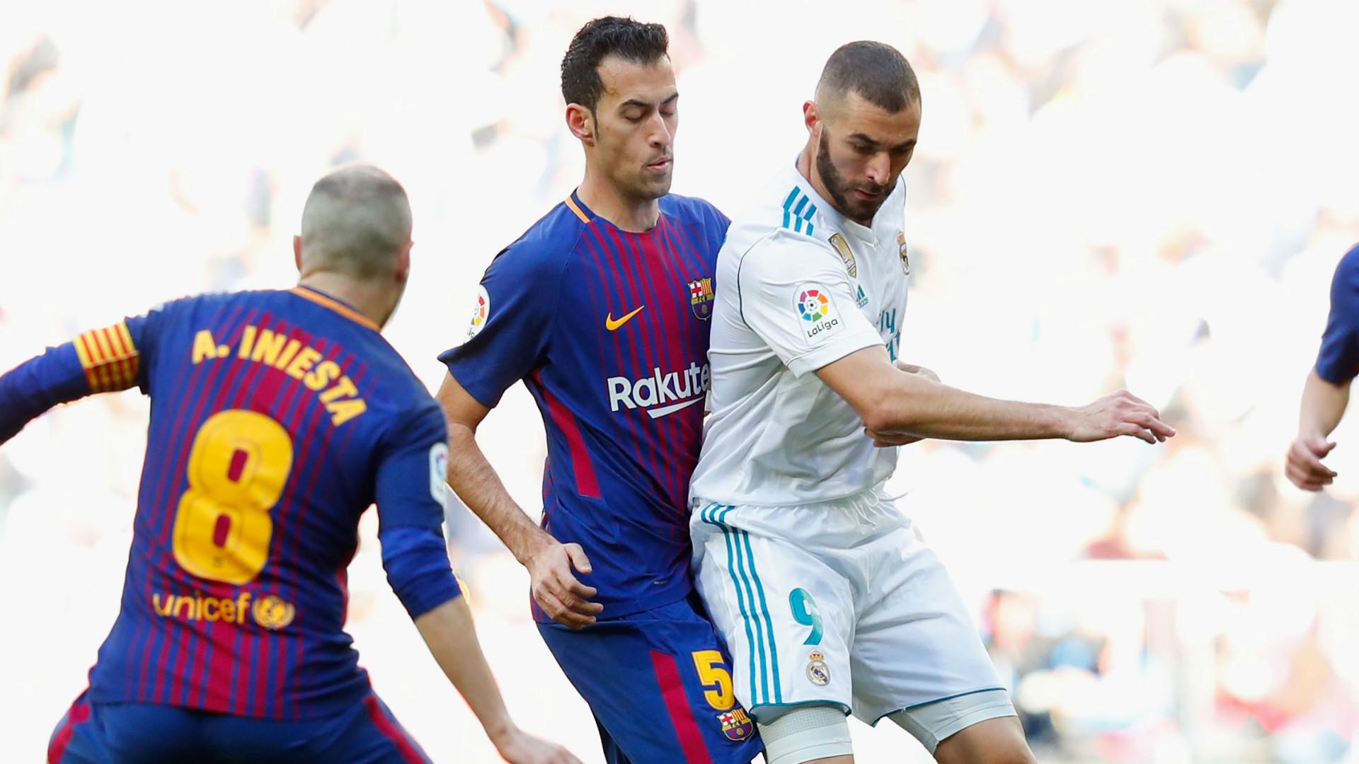 Barça : L'étonnante statistique de Messi lors du Clasico