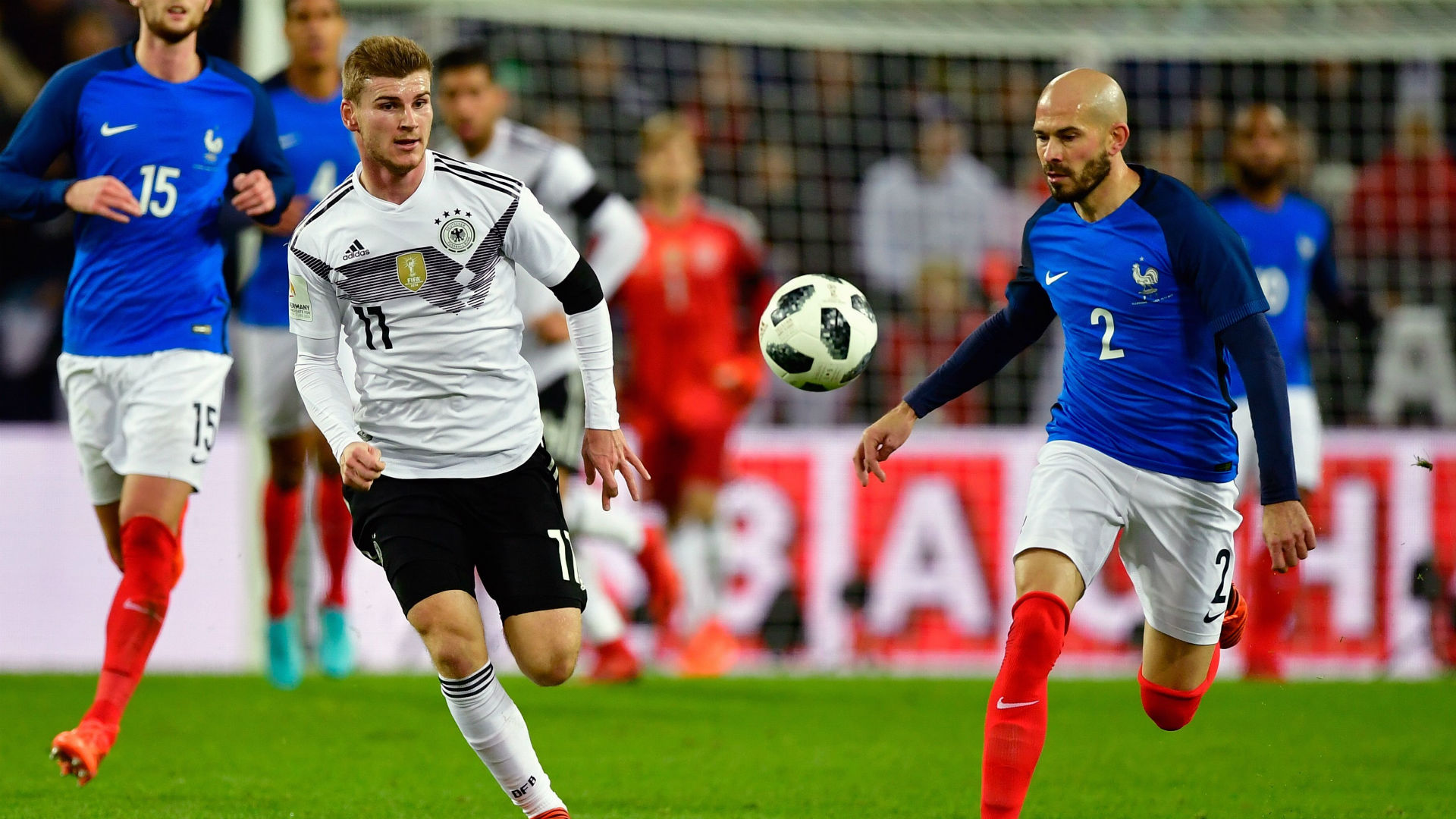 Timo Werner Germany France
