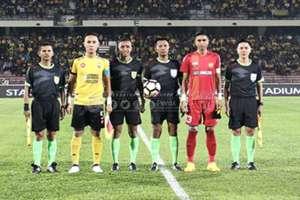 Shahrom Kalam, Perak, Razman Roslan, Selangor, Malaysia Super League, 11072017