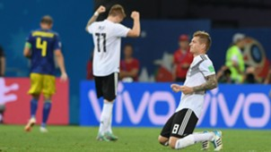 Toni Kroos Germany Sweden
