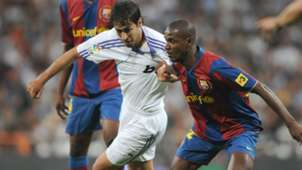 Barcelona Real Madrid Abidal