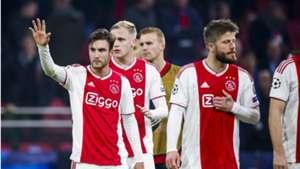 Ajax - Real Madrid, 02132019