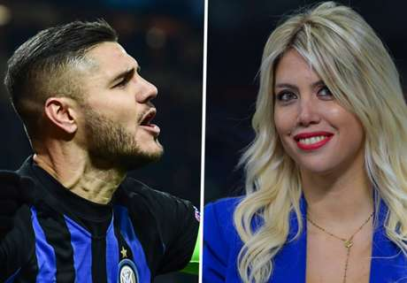No Madrid move? Icardi's wife drops major contract hint