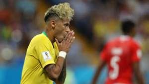 Neymar Brazil Switzerland 2018 World Cup
