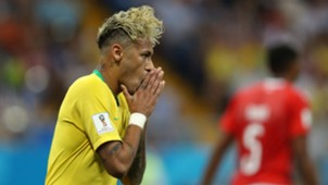 Neymar Brazil Switzerland 2018 World Cup