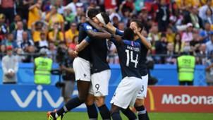 Frankreich-Australien-WM-2018