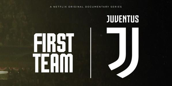 First Team Juventus Netflix