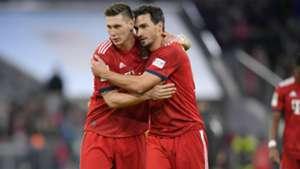 ONLY GERMANY Mats Hummels Niklas Sule Bayern Munchen 2018