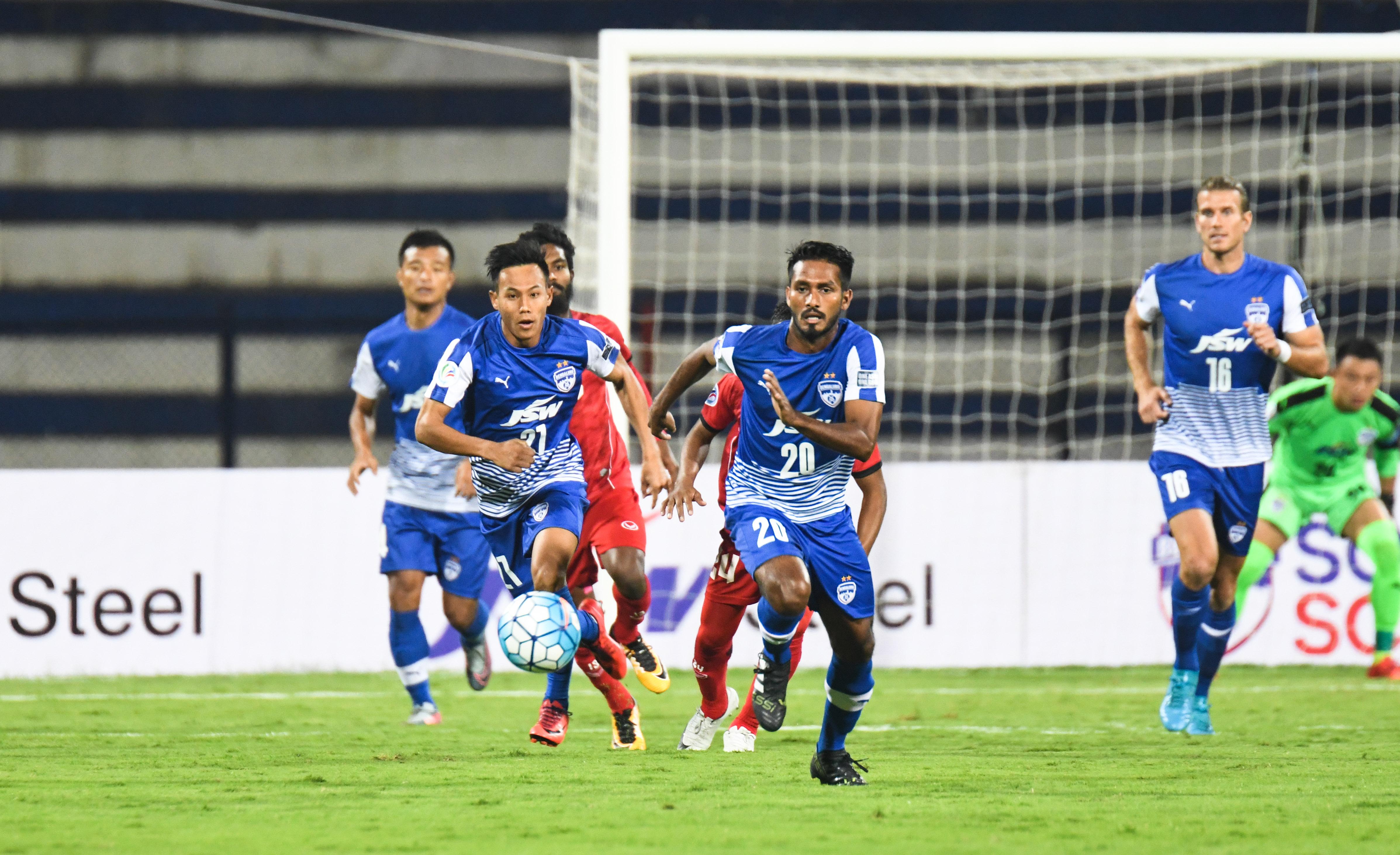 Bengaluru FC look to seal AFC Cup berth