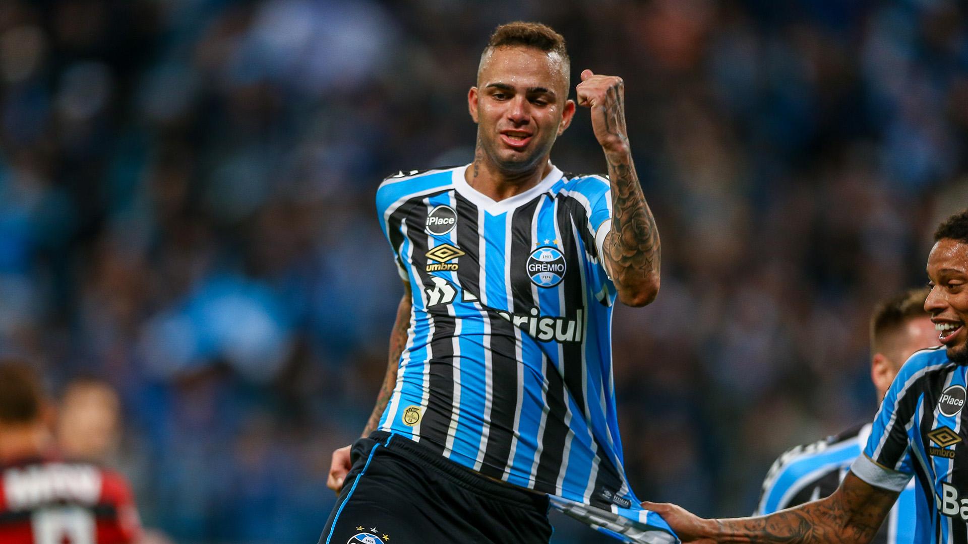 Luan Guilherme Gremio Flamengo Copa do Brasil 01082018