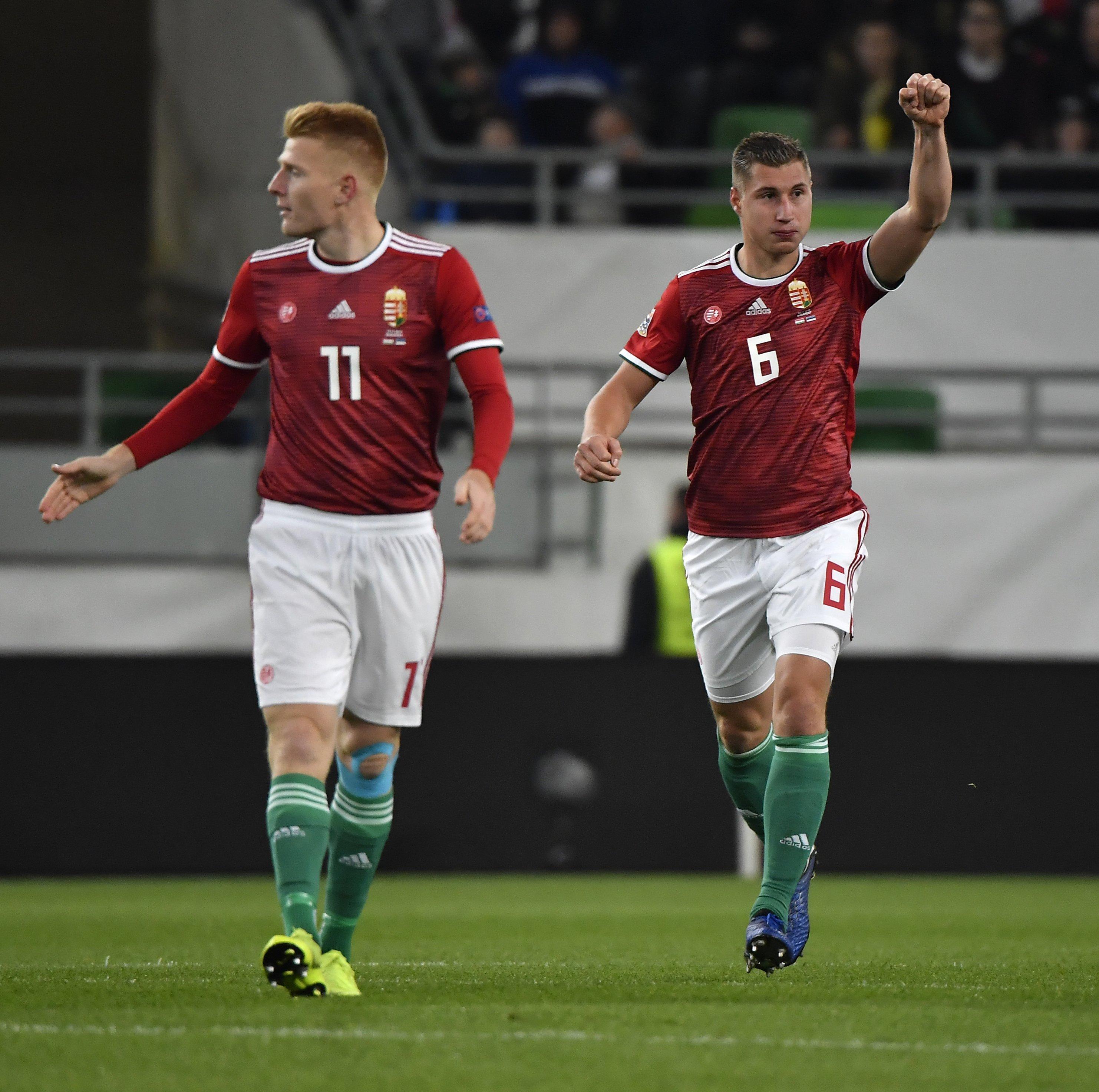Magyarország Észtország Kalmár Zsolt Willi Orban