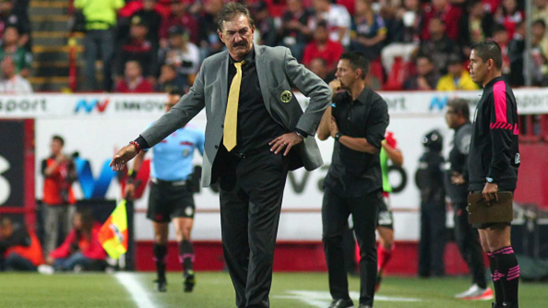 Ricardo La Volpe Liga MX Mexico Clausura 2017