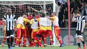 Sagna Benevento Udinese