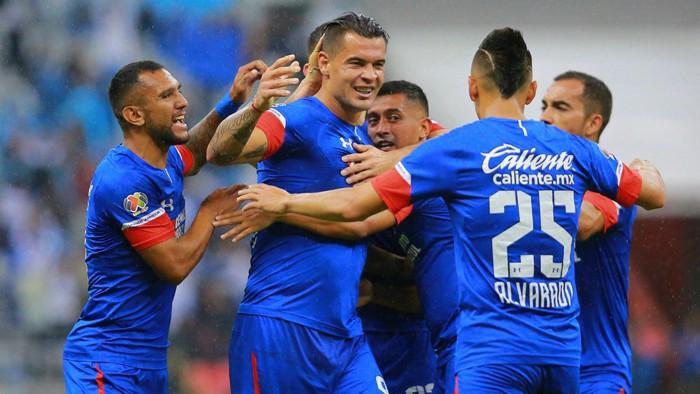 5b0c8a8d4 Cruz Azul vs Club America  TV channel