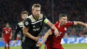 Matthijs de Ligt, Bayern - Ajax, 10022018