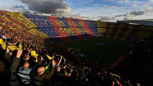 Camp Nou Barcelona 10282018