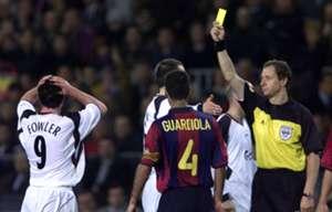 Barcelona Liverpool Uefa Cup