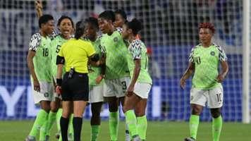 Nigeria France VAR World Cup
