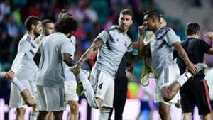 Sergio Ramos Casemiro Real Madrid