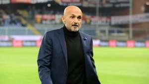 'I'm calm' - Spalletti unsure of Inter future amid Conte links