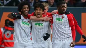 Ja Cheol Koo FC Augsburg Eintracht Frankfurt Bundesliga 04022018