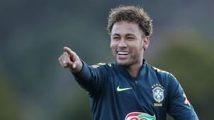 Neymar Granja Comary Seleção 22 05 2018