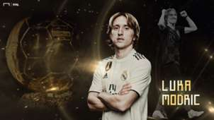 Luka Modric Balon de Oro