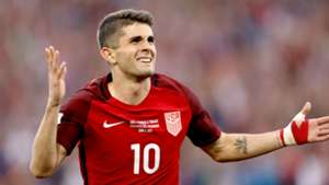 Christian Pulisic US World Cup Qualifying 060817