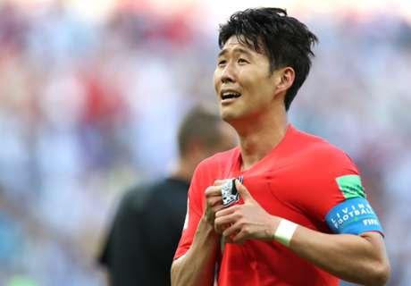 Korea Selatan U-23 Belum Bisa Pastikan Son Main Sejak Awal Di Asian Games