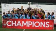 IWL 2017-18 champions Rising Student's Club