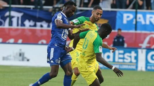 Abdoulaye Toure Troyes Nantes