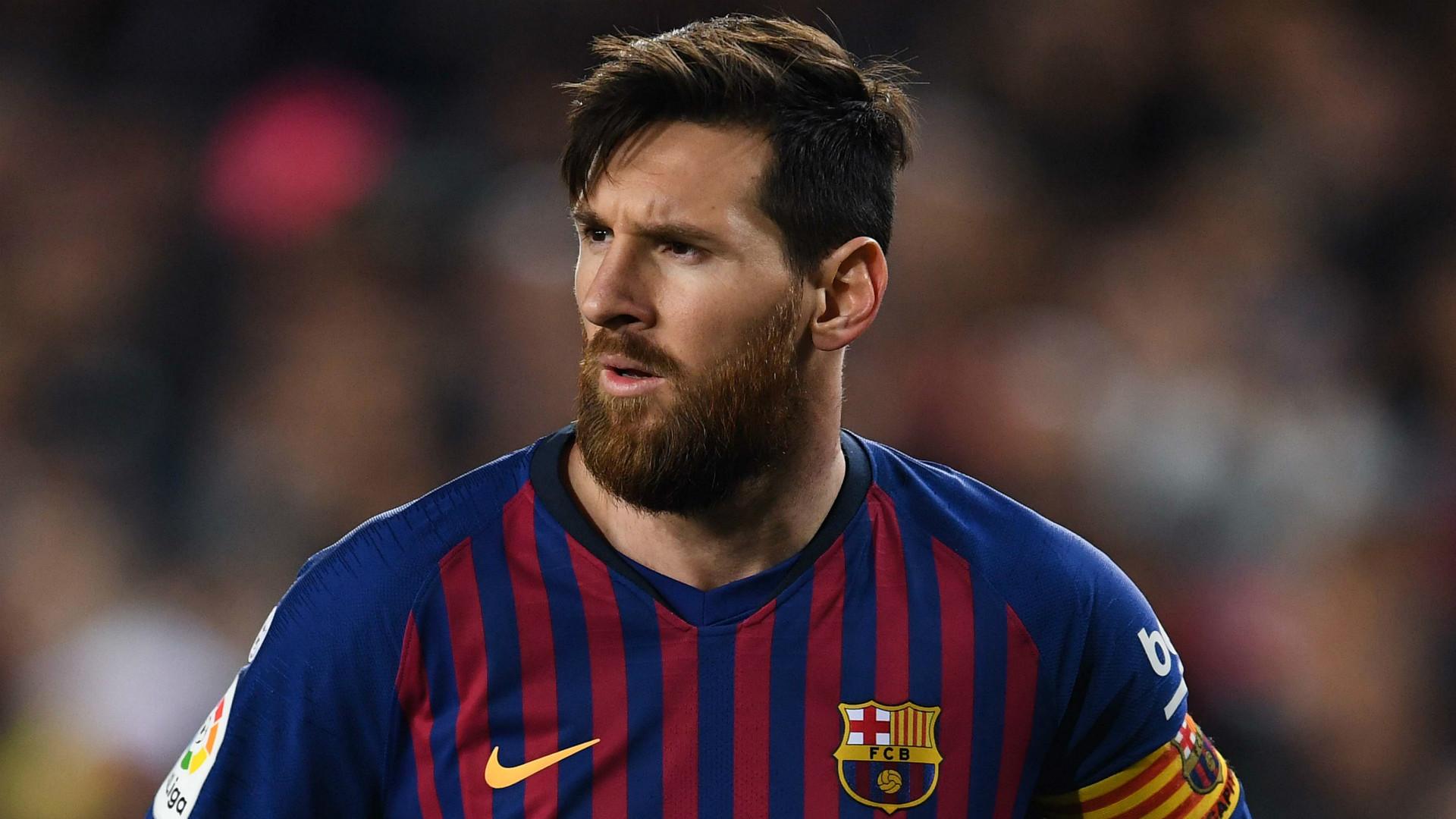 L Messi