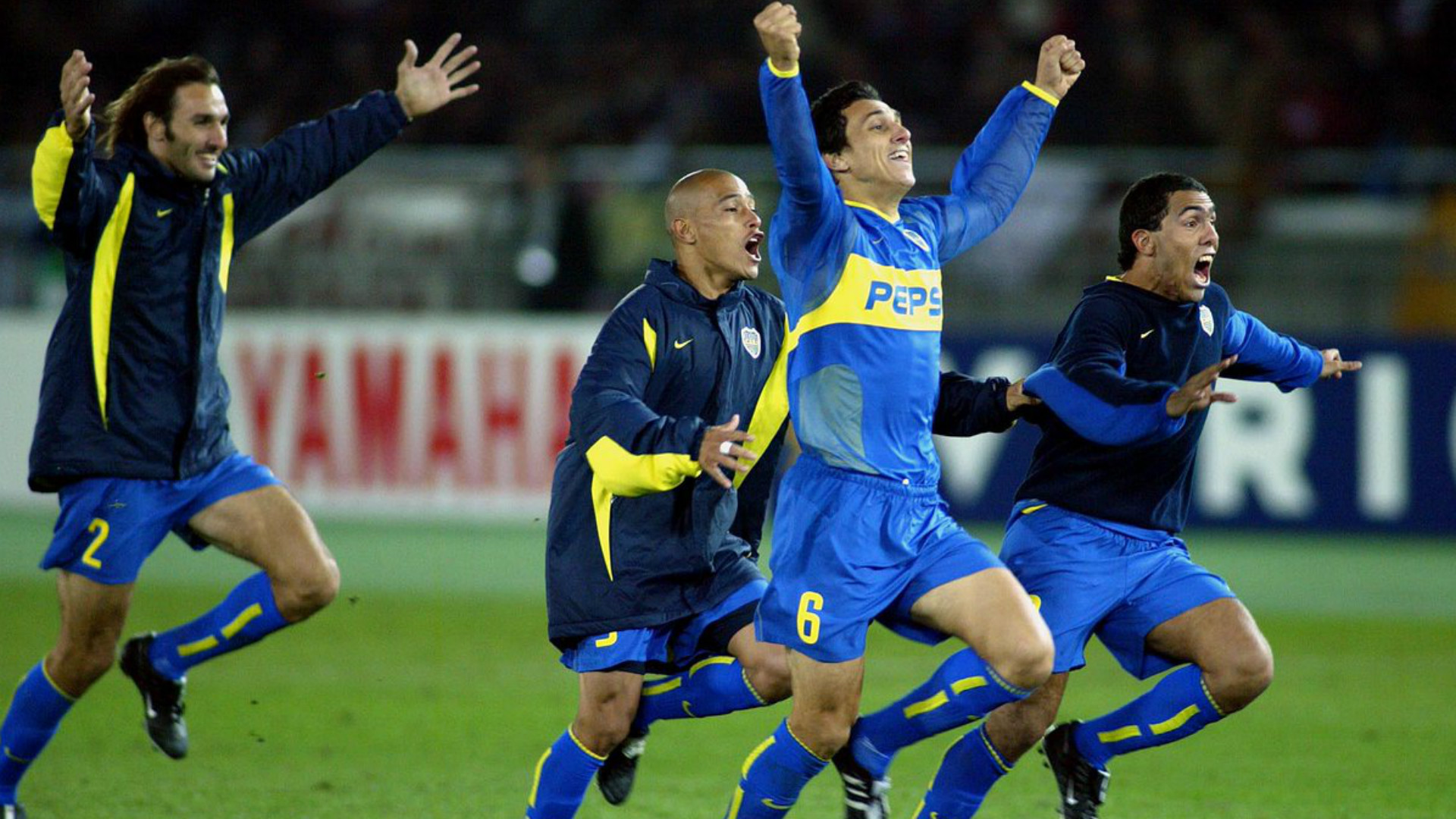 Nicolas Burdisso Boca Juniors