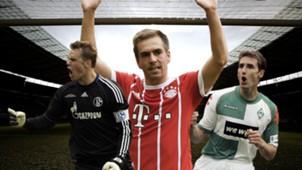 Miroslav Klose, Philipp Lahm & Pemain Terbaik Jerman Sejak Tahun 2000