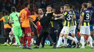 Hasan Sas Fenerbahce Galatasaray