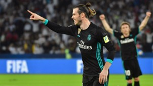 Gareth Bale Real Madrid Al Jazira Club World Cup 13122017