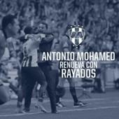 Mohamed Rayados Renovación 05052017