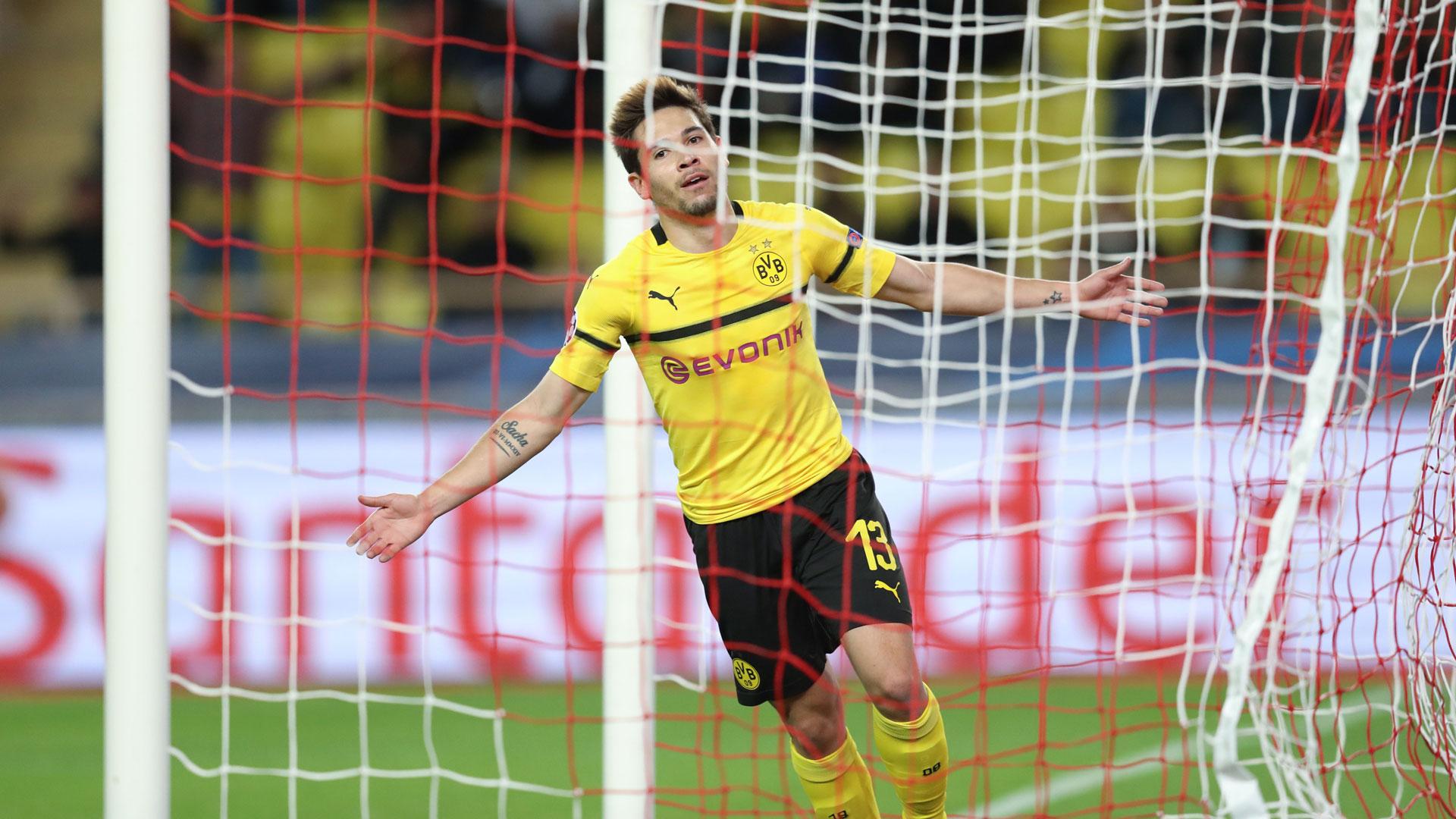 Raphael Guerreiro BVB Borussia Dortmund