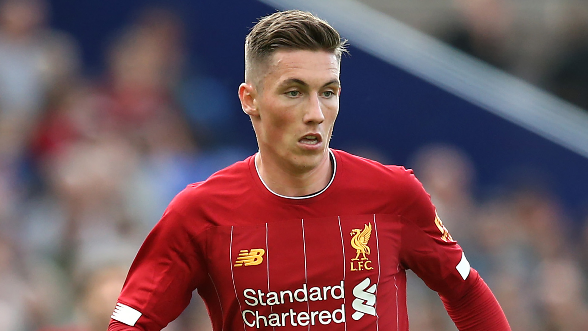 Harry Wilson completes Bournemouth loan move from Liverpool