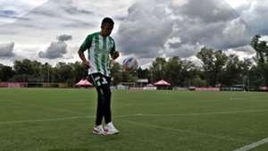 Omar Duarte Atlético Nacional 2018