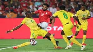 Salah vs Zimbabwe Afcon 2019
