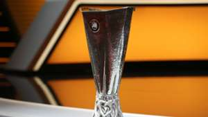 HD Europa League trophy