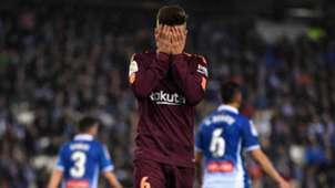 Denis Suarez Barcelona Espanyol