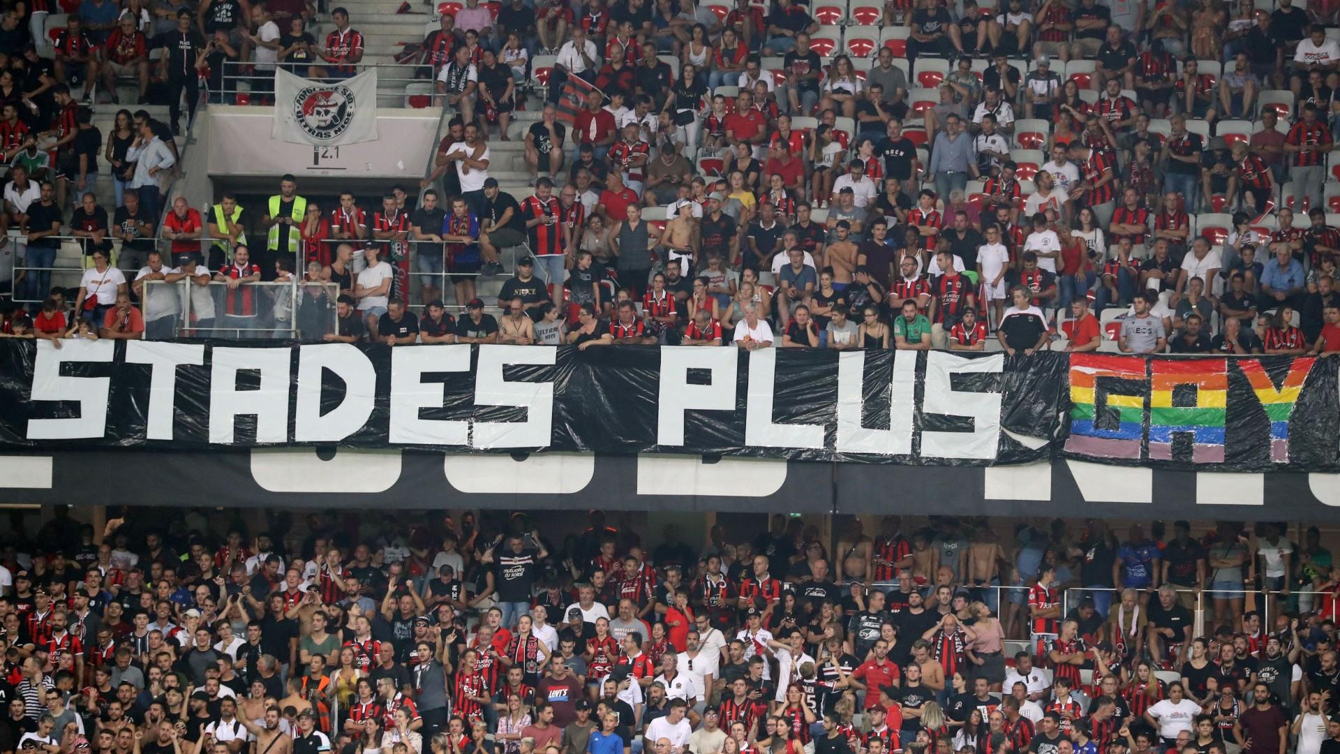 Nice Olympique Marseille