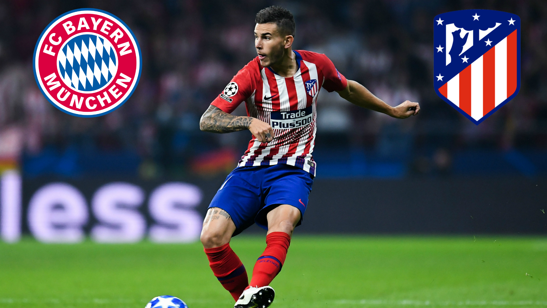 Lucas Hernandez Bayern Munchen Atletico Madrid