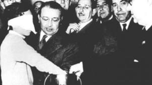 1954 niño España Turquía