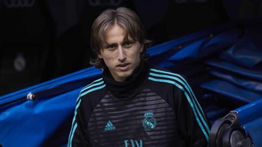 2018-08-05-Real Madrid-Luka Modric