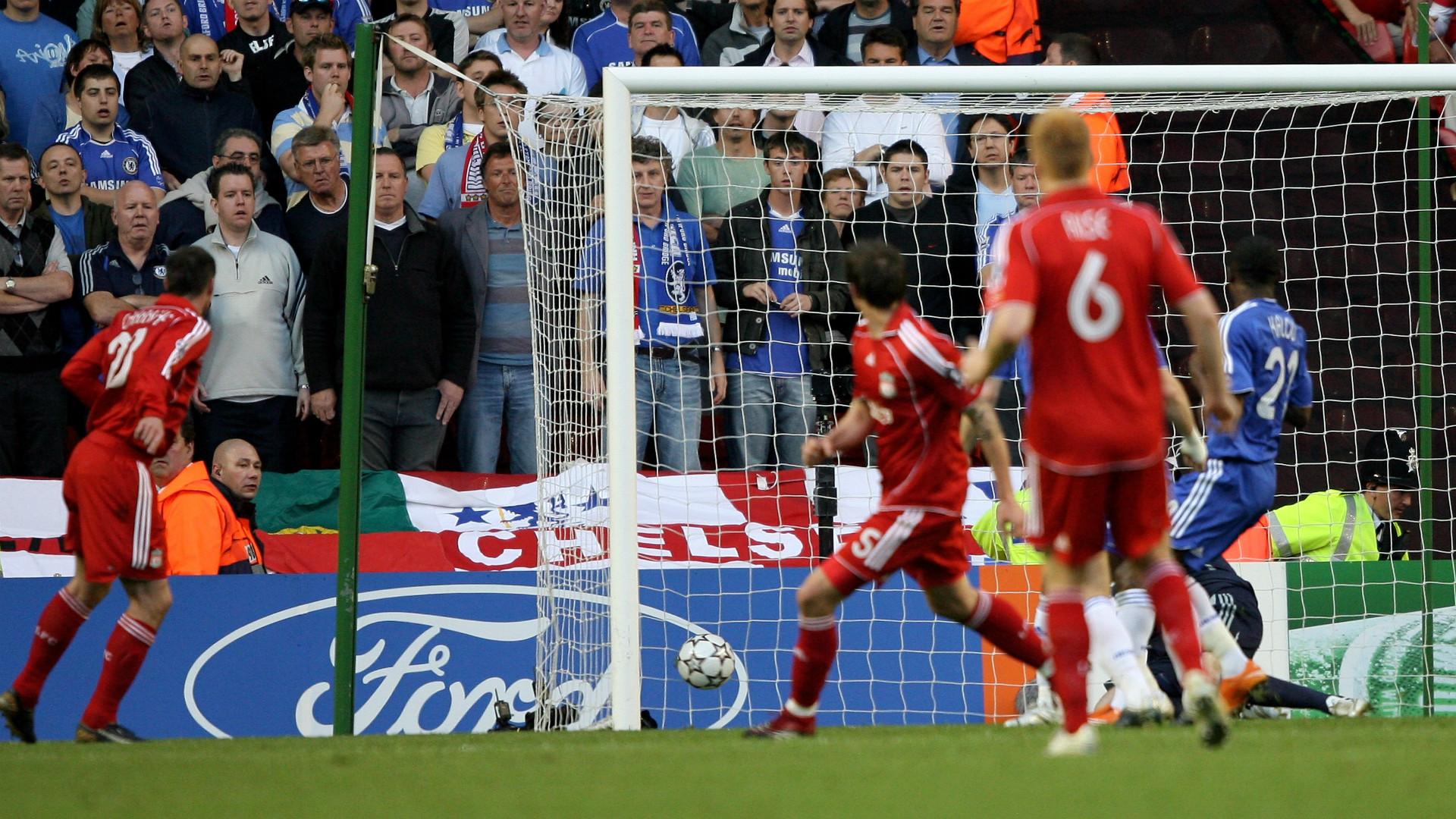 HD Daniel Agger goal v Chelsea