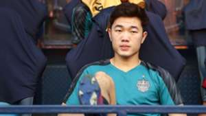 Luong Xuan Truong Buriram United Beijing Gouan AFC Champions League 2019