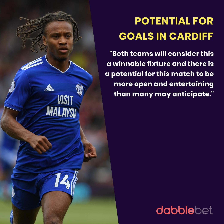 Cardiff Newcastle graphic